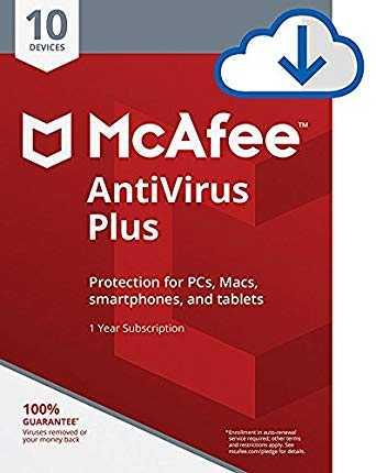Mcafee Antivirüs Plus